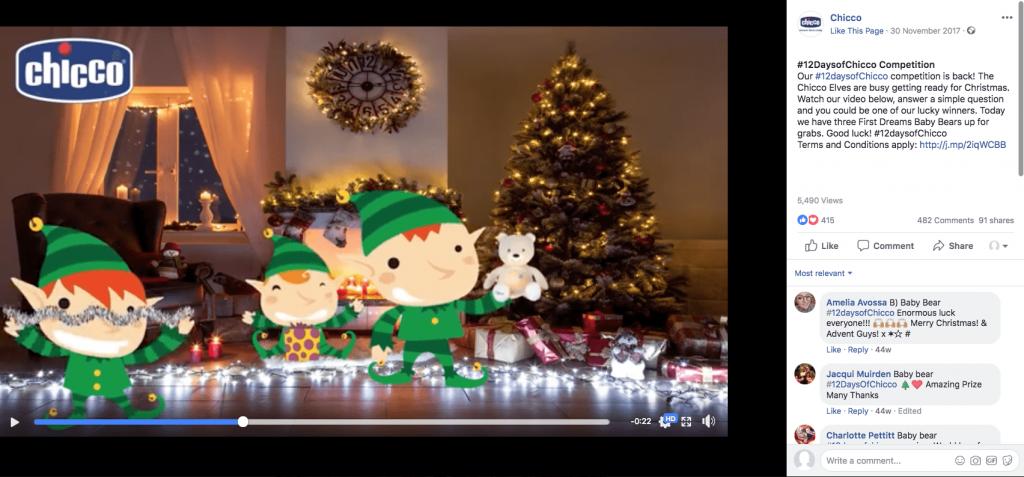 marketing tips για Χριστούγεννα